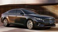 KIA представи бизнес-седан по-голям и по-луксозен от Optima