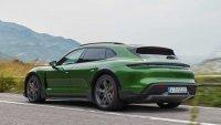 Porsche Taycan получи и практичен комби-вариант