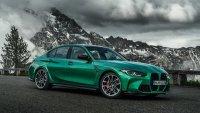 Вижте как BMW произвежда M3 Competition