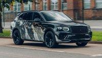 Bentley добави още мощ на най-бързия всъдеход на планетата