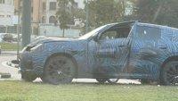 Maserati Grecale катастрофира на тестове