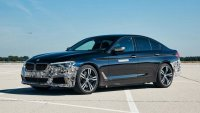 BMW направи автомобил с 10 000 Нм въртящ момент