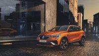 Renault ще предложи хибридно крос-купе в Европа
