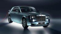 Eлектрическият Rolls-Royce ще се казва Silent Shadow