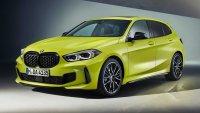 BMW подобри динамиката на M135i xDrive