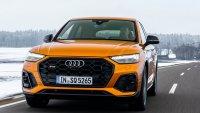 Как се справя Audi SQ5 на магистрала?