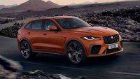 Jaguar обнови най-мощния си кросоувър