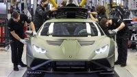 Смяна на курса - Lamborghini преминава на хибриди и електромобили