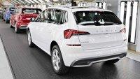 Skoda произведе два милиона SUV и кросоувъри