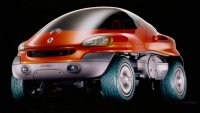 Забравените студии: Renault Racoon (1993)