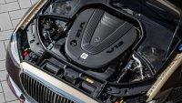 Mercedes-Maybach S-Class V12 се оказа по-слаб, но и по-скъп