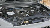 Проблем с качеството спира V8 моторите на Mercedes