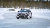 Финландци си купиха нови Lada Vesta и ги...изхвърлиха