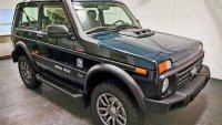 В Германия вече произвеждат Lada Niva