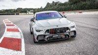 Brabus добави брутална мощност и визия на Mercedes-AMG GT63 S