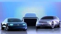 Hyundai отдели Ionic в отделна марка електромобили