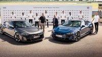 """Футболистите на """"Байерн"""" ще карат Audi e-tron GT"""