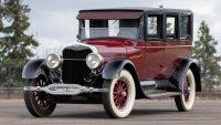 Спор за самолетен двигател ражда първия модел на Lincoln