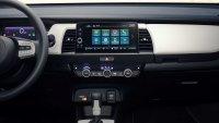 Honda ограничава сензорните екрани