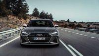 Audi RS 6 стана спасителен автомобил