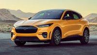 Ford представи най-бързия си електрически кросоувър