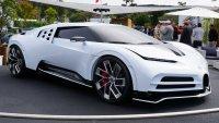 Роналдо си подари Bugatti за 8 млн. евро по случай титлата
