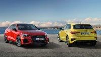 Audi S3 се оказа по-мощно, но по-бавно от конкурента си