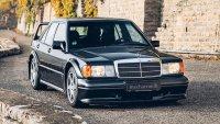 319 000 евро за Mercedes 190Е на 29 години