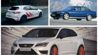"""9 забележителни автомобила, посветени на """"Нюрбургринг"""""""