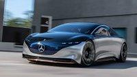 Електрическият флагман на Mercedes-Benz ще е по-мощен от AMG S 63