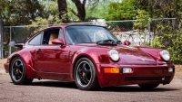 Старо Porsche 911 уредило Хамънд в Top Gear
