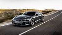 Колко бързо е Audi RS E-Tron GT в реални условия?