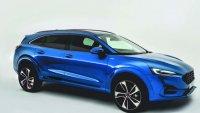 Ford Mondeo става глобален кросоувър