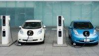 Половината нови коли в Норвегия вече са само на ток