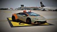 """Най-бързата """"водеща"""" кола отново е на летището в Болоня"""