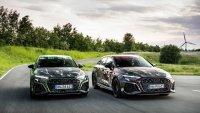 Новото Audi RS3 - същата мощност и подобрена система 4х4