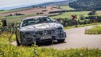 Mercedes-AMG SL почти свали камуфлажа