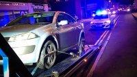 Полицията конфискува кола само 30 секунди след покупката й