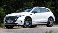 Вторият електрически SUV на Mercedes ще има 700 км пробег