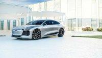 Audi A6 се превърна в 5-метров електрически модел
