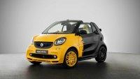 Smart показа последните си автомобили с ДВГ