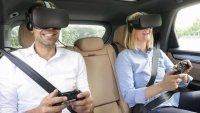 Porsche тества виртуална реалност в моделите си