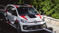 Изненадващ тунинг за VW Up! от България