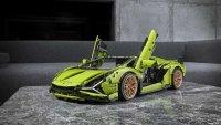 Най-яките коли, направени от LEGO