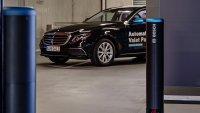 Mercedes започна реални тестове на паркиране без шофьор