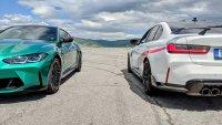 Майко мила! Караме новите BMW M3 и M4 Competition