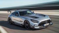 Mercedes-Benz представи най-мощния автомобил с V8 в историята си