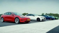 Колко бърза всъщност е Tesla Model 3?