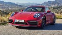 Porsche представи цели 5 нови версии на 911