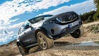Mercedes показа оф-роуд способностите на EQC 4x4²